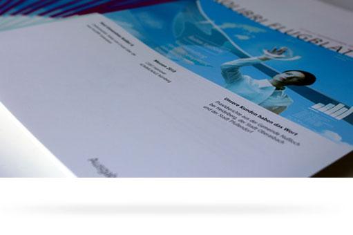 Kolibri Flugblatt Software für die Kommunalverwaltung